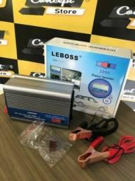 Vendo Inversor 500W Leboss 220V (NOVO)