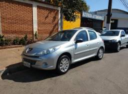 Peugeot 207 1.6 flex 2011 completo