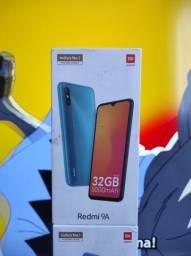 Loucura 2021.. Redmi 9a da Xiaomi.. Novo LACRADO Garantia e entrega hj