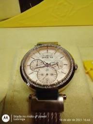 Relógio Feminino Invicta Original   Rosé- Presente para o dia das Mães