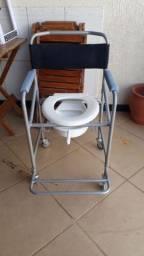 Cadeira de Banho + Comadre