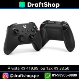 Controle Xbox serie S e Serie X