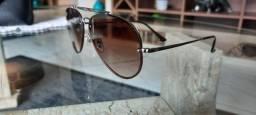Óculos rayban modelo aviador. rb 3584 original comprado na ponto de visão