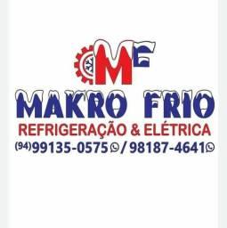 MAKRO FRIO REFRIGERAÇÃO E ELÉTRICA , *