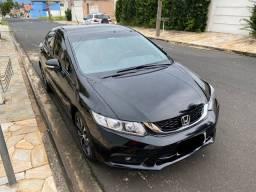 Honda Civic LXR 2.0 2016 Top!!Muito novo!!
