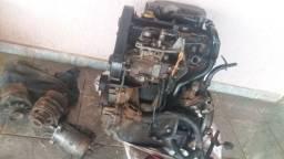 Bloco motor saveiro 1.9 1y diesel aspirado