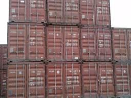 Containers de Dry 40' pés