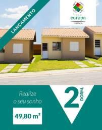 Lançamento Casa em condomínio pelo Casa Verde e Amarela