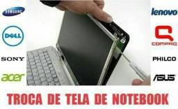 Carcaça e peças flat flex para Notebook varias marcas e modelos consulte!
