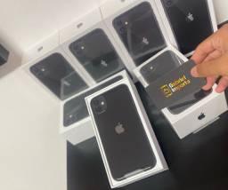 iPhone 11 64Gb Preto (A Pronta Entrega) Loja Física