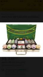 Vendo maleta de poker