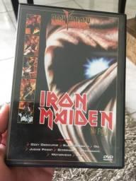 DVD varias bandas heavy metal