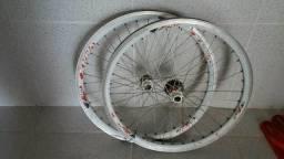 Aro de bicicleta top de linha para quem conhece