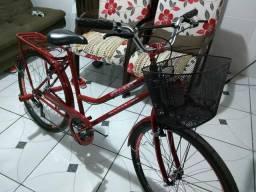 Vendo bicicleta novo top