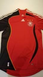 Camiseta Alemanha 2007 R$100