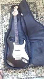 Guitarra Memphis tagima modificada