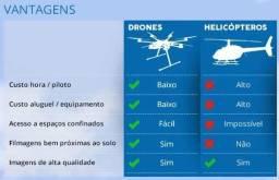 Fotos e Filmagens com drone apartir de R$250,00