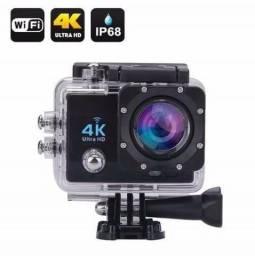 Câmera esportiva Ação Cam Wifi Câmera Capacete Esporte Mergulho Hd 1080p 4k