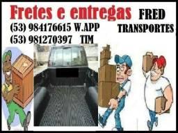 Fretes 53984176615 Pelotas Rs