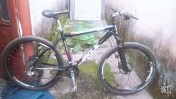 Bicicleta aro 26 (baixei o preço)