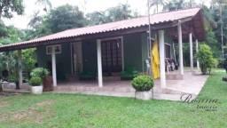 Chácara próxima ao rio do nunes venda, 18709 m² por r$ 230.000 - antonina/pr