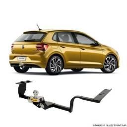 Engate Reforçado Fixo Volkswagen VW Novo Polo Hatch