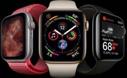 Relogio Apple Watch Serie 4 40mm Novo é na loja TechPlace na Savassi