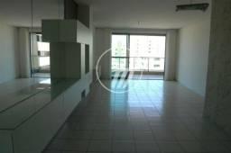 Ótimo apartamento com 126,88 m², 3/4 sendo todas suítes, 02 vagas na Jatiúca. REF: V4168