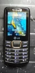Celular 3 chips LG Trial