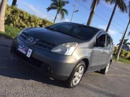 Nissan Livina S 2011 1.6 Flex Completa Sem Entrada - 2011