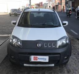 Fiat uno way 1.0, ano: 2013 - 2013