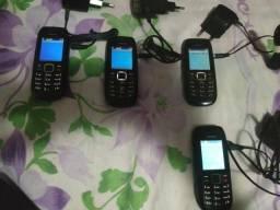 4 celular Nokia 1616-2