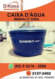 Caixa D'água Imbralit 2000L