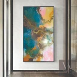 Quadros decorativos Arte Abstrata