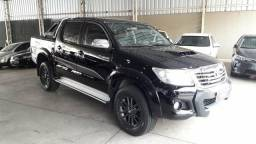Toyota hilux 3.0 srv - limited diesel - 2015