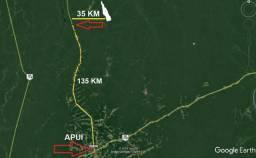 Área de 20.269 hectares Apui AM