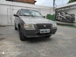 Fiat Uno Way 09/09 c/ GNV + Ar condicionado - 2009