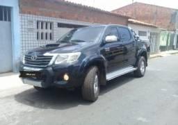 Hilux srv aut 2012 - 2012