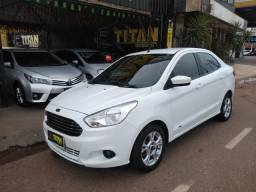 KA+ sedan 1.5 2017. Ent. R$12.000 - TITAN MULTIMARCAS - 2017