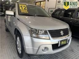 Suzuki Grand vitara 2.0 4x2 16v gasolina 4p automático - 2012