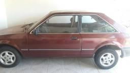 Vendo ou Troco por Moto Escort GL 1.8 Motor AP Gasolina - 1991