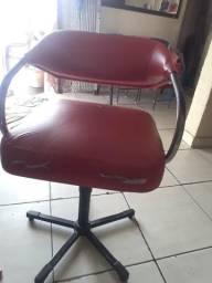 Cadeiras de cabeleireira