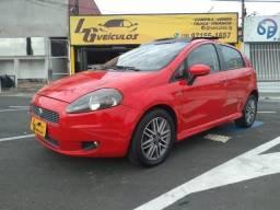 Fiat Punto Sporting 2011 Com Teto flex!!! - 2011