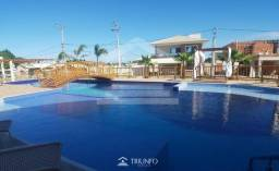LS:TR19040 Casa Em Condomínio No Eusébio Com 150m²,3 Suítes,Ampla Área De Lazer