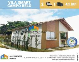 Vila Smart Campo Belo Iranduba R$ 160 mil Cartório e ITBI grátis