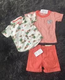 Roupas de bebês e crianças - Novo Gama 2f57668aae722