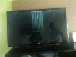 Tv Samsung 46 polegadas com defeito