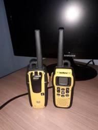 Rádiocomunicador Intelbras Twin Water Proof, à Prova D'água e Poeira