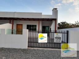 Casa com 3 quartos à venda, 91 m² por R$ 270.000 Recanto do Farol - Itapoá/SC CA0502