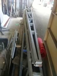 Treliças de ferro